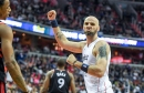For a man known as the Polish Hammer, Marcin Gortat's physicality is beautifully understated