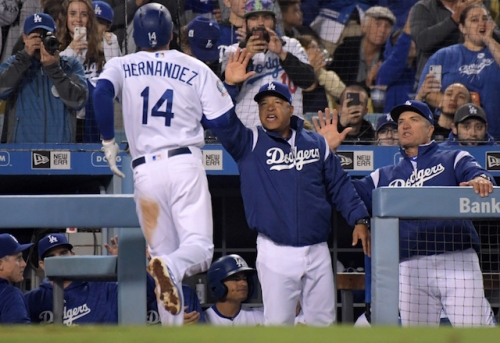 Dodgers News: Dave Roberts Makes Point To Play Kiké Hernandez On Nightly Basis