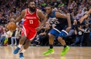 Houston Rockets Break Record For Most Points In Third Quarter Of NBA Playoff Game, But Lakers Hold All-Time Record
