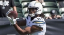Chargers WR Mike Williams looking to redeem himself after injury-hit rookie year
