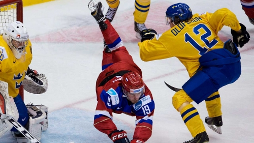 Sabres sign forward Victor Olofsson to entry-level deal