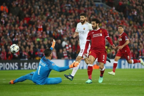 Liverpool FC 5 AS Roma 2: How the Reds rated
