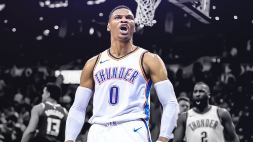 Breaking: NBA fines, doesn't suspend Russell Westbrook for Game 5
