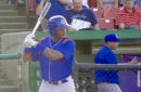 Minor League Wrap: Smokies fall despite home runs by Martinez, Vosler