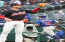 Josh Tomlin, Cleveland Indians can't contain Kyle Schwarber as Chicago Cubs win, 10-3
