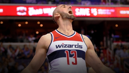 Wizards news: Marcin Gortat coming back to old roots with physical play