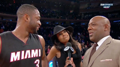 Gabrielle Union tweets about Dwyane Wade's potential final game of career