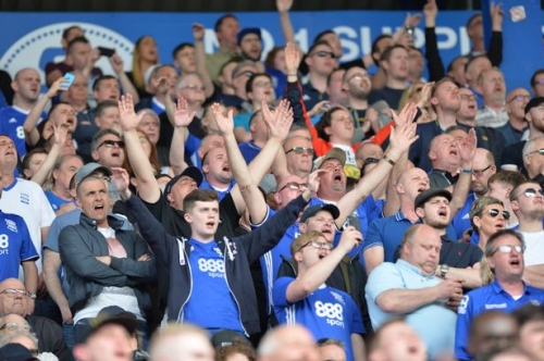'The Blues are staying up!' Birmingham City fans react to Barnsley loss