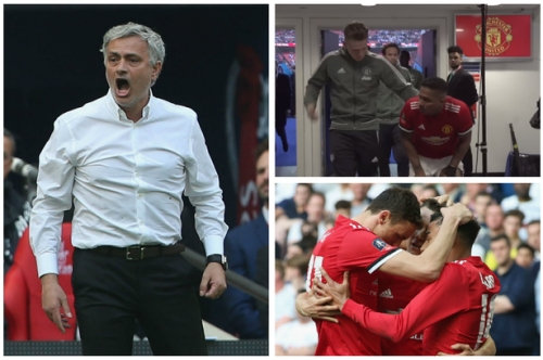 Manchester United players are doing what Jose Mourinho demanded