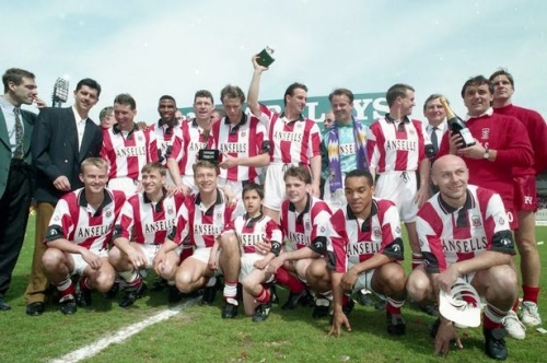 Stoke City's title-winning anniversary - glass ankle couldn't shatter The Beest's title dreams