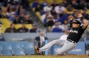 Marlins edge Dodgers 3-2 on Maybin's RBI in 9th, stop skid
