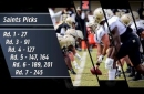Saints Draft Needs Going into the NFL Draft