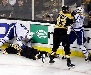 Amid bevy of head shots, NHL attempts to explain rationale
