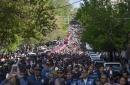 Talks on Armenia's political future are called off