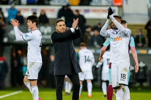 How Swansea City's Liberty Stadium turned from a suffocating problem to the foundation of survival hope