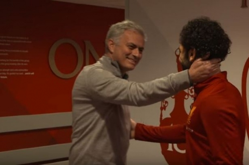 What Liverpool star Mo Salah was told by Manchester United manager Jose Mourinho