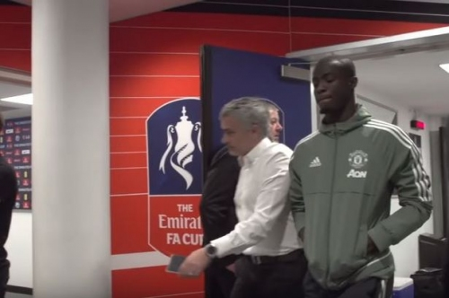 Why Manchester United player Eric Bailly missed FA Cup semi-final