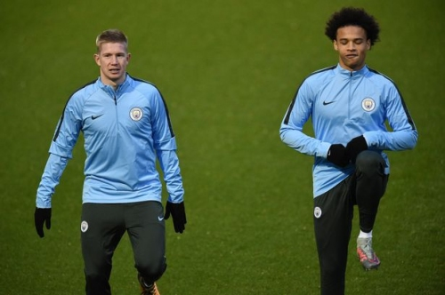 Real Madrid target Manchester City stars Leroy Sane and Kevin De Bruyne - but will get a firm response!