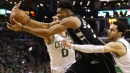 Giannis Antetokounmpo's Lackluster Game 5 Puts Bucks On Brink Of Elimination