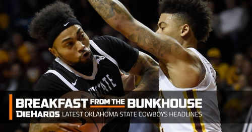 Oklahoma State men's basketball lands graduate transfer; Mike Gundy in familiar territory this offseason