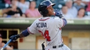 Ronald Acuna arriving at right time for improving, entertaining Braves