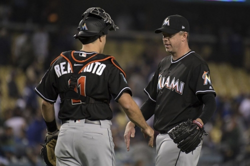 Miami Marlins links, 4/25/2018: Escape in L.A., More help is on the way