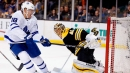 Maple Leafs set as underdogs in decisive Game 7 clash with Bruins