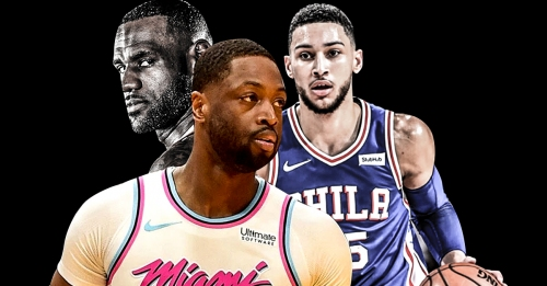 Dwyane Wade compares Ben Simmons to LeBron James