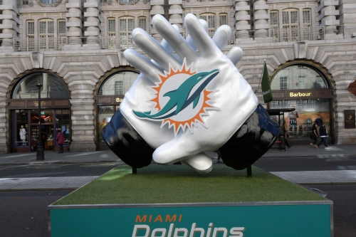 Peter Schrager three-round mock draft for Miami Dolphins