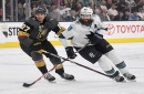 San Jose Sharks vs. Vegas Golden Knights Second-Round Series Preview