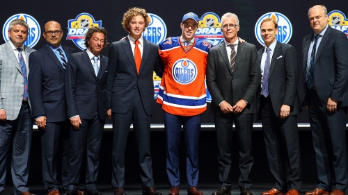 What a Draft Lottery win would do for the Edmonton Oilers