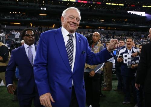 Jerry Jones closes Dez Bryant chapter, rules out a Cowboys return