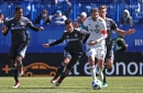 OVER THE HUMP - Piatti Brilliance Not Enough for 10-man Impact ...