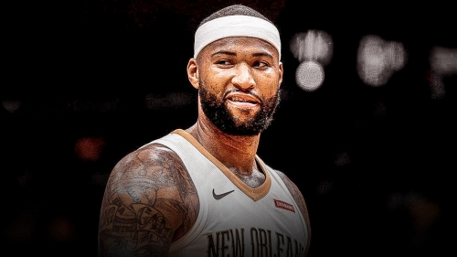 C.J. McCollum says DeMarcus Cousins to Wizards is possible