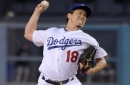 Dodgers News: Dave Roberts Felt Kenta Maeda Began To Labor, Prompting Removal After 6 Innings