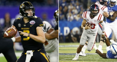 Miss-ing defense: 'Track meet' football could make Missouri, Ole Miss threats in 2018