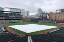 For starters: Rays at Orioles, weather permitting (again)