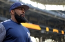 Milwaukee Brewers put Eric Thames on disabled list with torn thumb ligament, recall Brandon Woodruff