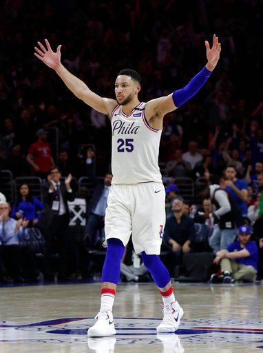 Sixers establish themselves as legit NBA title contenders after eliminating the Heat