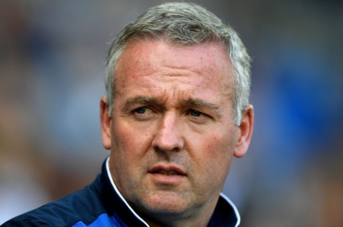 David Moyes and Sam Allardyce available but I can see Stoke City sticking with Paul Lambert