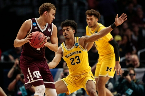Ex-Michigan basketball wing Ibi Watson transferring to Dayton