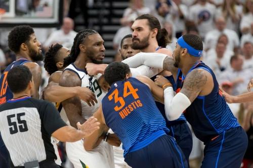 NBA Playoffs open thread: Wednesday night games