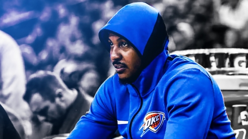 Are we witnessing the beginning of Carmelo Anthony's end?
