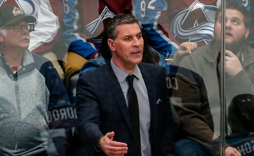 Avalanche head coach Jared Bednar voted a finalist for Jack Adams Award
