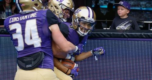 WATCH: Washington's Dante Pettis featured on Players' Tribune