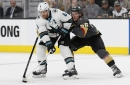 Dates, times and TV schedule for Sharks-Golden Knights playoff series
