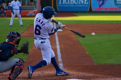 Minor League Wrap: South Bend explodes for 17 runs in win over Hot Rods.