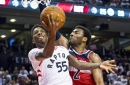 Utes in the NBA: Delon Wright and Jakob Poeltl help Raptors big in Game 5 of NBA Playoffs