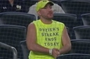 50 questions for the neon shirt guy at Yankee Stadium