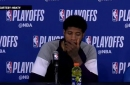 Paul George Press Conference – Game 5 | Jazz at Thunder